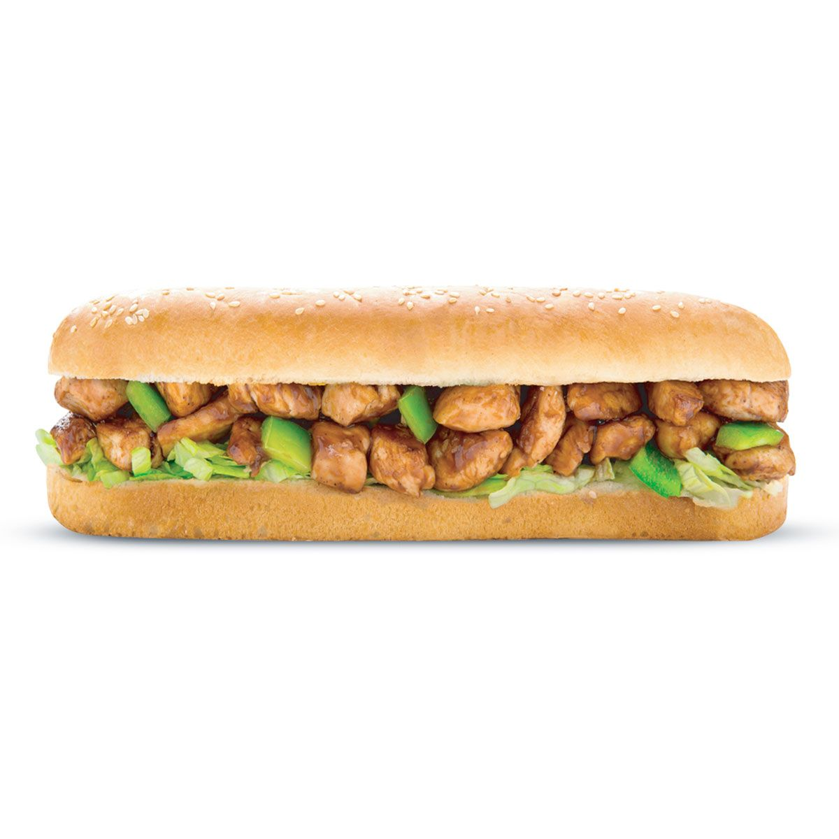 ساندوتش باربكيو صب