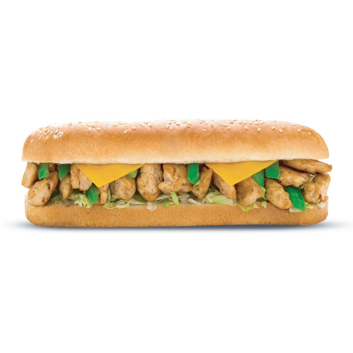 ساندوتش تشيكن صب