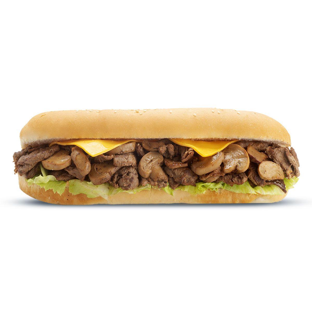 ساندوتش ميجا ماشروم